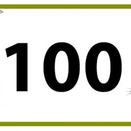 Donasjon 100 kr